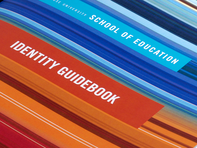 School of Education Brand Identity Manual