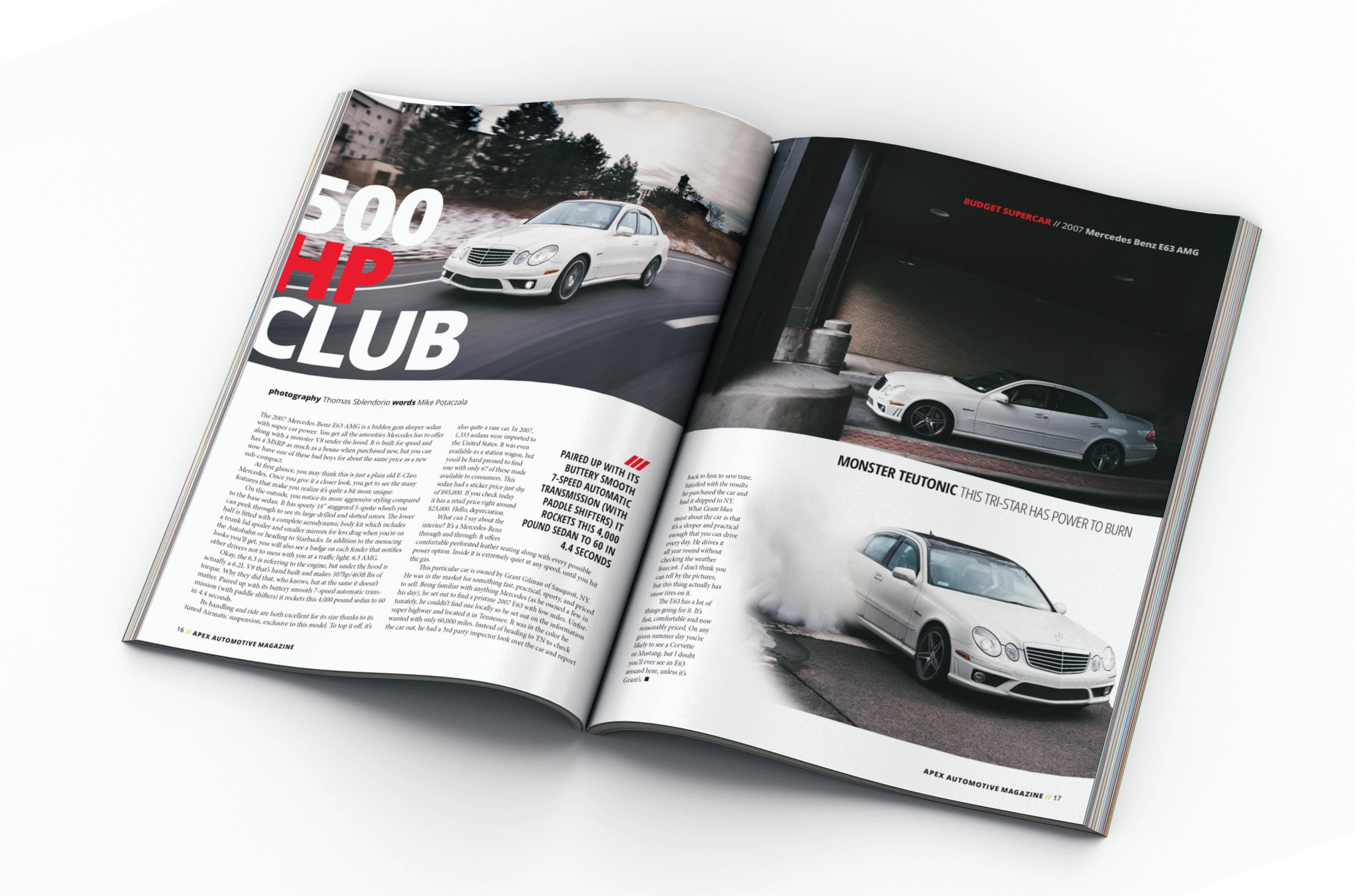 stressdesign :: Apex Automotive Magazine