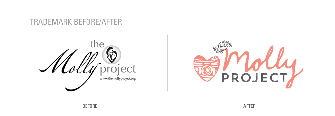 The Molly Project Brand Identity Program Stressdesign Website Brand Identity 002 BeforeAfter.jpg