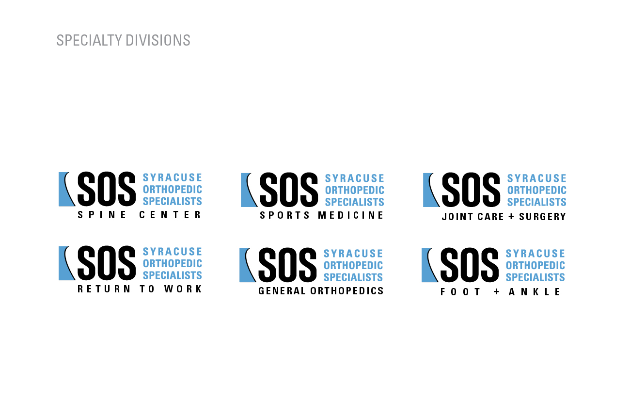 SOS Brand Identity Portfolio Syracuse Design Firm Stressdesign Brand Use Manual